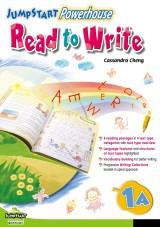 JumpStart Powerhouse – Read to Write (Advanced)
